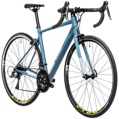 Vélo de Course CUBE AXIAL WS Shimano Claris 34/50 Femme Bleu 2021